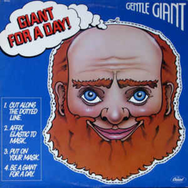 Gentle Giant ‎– Giant For A Day