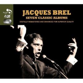 Jacques Brel – Seven Classic Albums (CD)