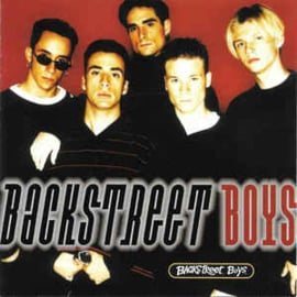 Backstreet Boys ‎– Backstreet Boys (CD)