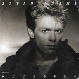 Bryan Adams ‎– Reckless (CD)