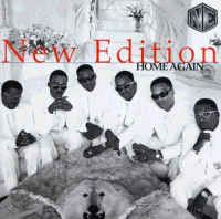 New Edition ‎– Home Again (CD)