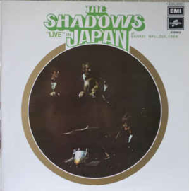 "Shadows ‎– ""Live"" In Japan At Sankei Hall, Oct. 1969"