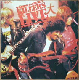 Thin Lizzy ‎– Live