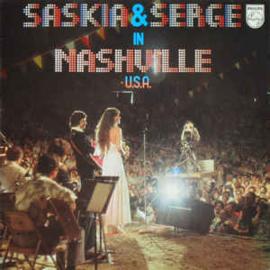 Saskia & Serge – Saskia & Serge In Nashville, U.S.A.