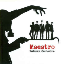 Kaizers Orchestra ‎– Maestro (CD)