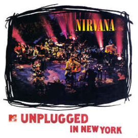 Nirvana ‎– MTV Unplugged In New York (CD)