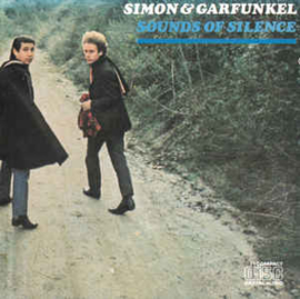 Simon & Garfunkel ‎– Sounds Of Silence (CD)