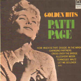 Patti Page ‎– Golden Hits