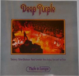 Deep Purple – Made In Europe (CD)