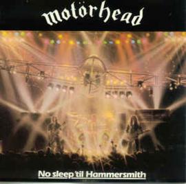 Motörhead – No Sleep 'Til Hammersmith (CD)