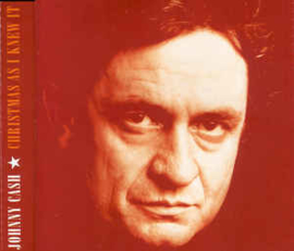 Johnny Cash ‎– Christmas As I Knew It (CD)