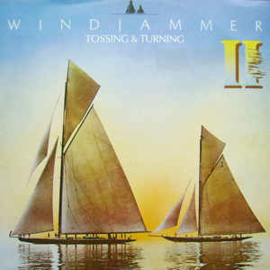 Windjammer ‎– Tossing & Turning