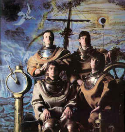 XTC ‎– Black Sea