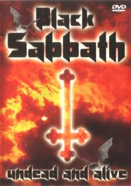 Black Sabbath – Undead And Alive (DVD)