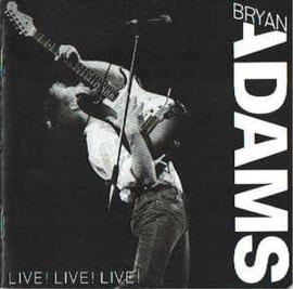 Bryan Adams – Live! Live! Live! (CD)