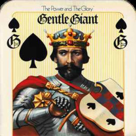 Gentle Giant ‎– The Power And The Glory