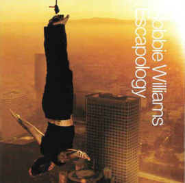 Robbie Williams ‎– Escapology (CD)