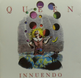 Queen – Innuendo (CD)