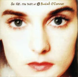 Sinéad O'Connor ‎– So Far... The Best Of Sinéad O'Connor (CD)