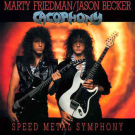Cacophony ‎– Speed Metal Symphony