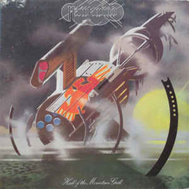 Hawkwind ‎– Hall Of The Mountain Grill