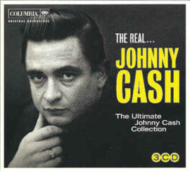 Johnny Cash ‎– The Real... Johnny Cash (CD)