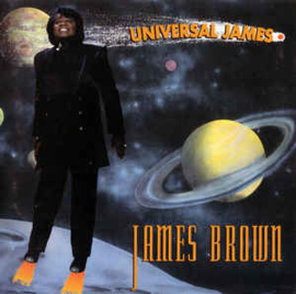 James Brown ‎– Universal James (CD)