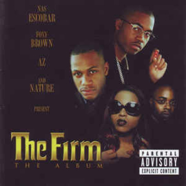 Firm  ‎– The Album (CD)