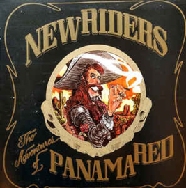 New Riders Of The Purple Sage ‎– The Adventures Of Panama Red