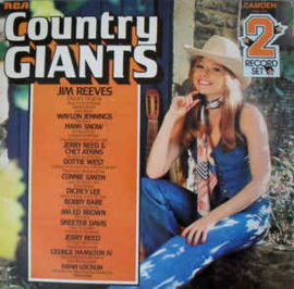 Various ‎– Country Giants