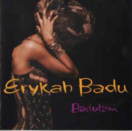 Erykah Badu – Baduizm (CD)