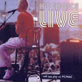 K's Choice – K's Choice Live (CD)