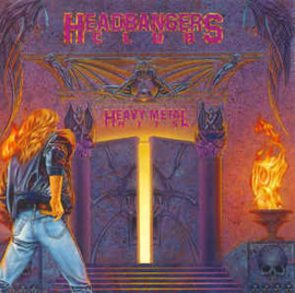 Various ‎– Headbangers Club - Heavy Metal Hits (CD)