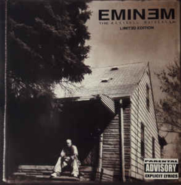 Eminem – The Marshall Mathers LP (CD)
