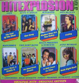 Various ‎– Hit Explosion Vol. 12