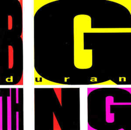 Duranduran – Big Thing (CD)