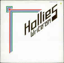 Hollies ‎– Write On