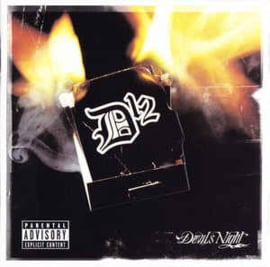 D12 ‎– Devils Night (The Dirty Edition) (CD)
