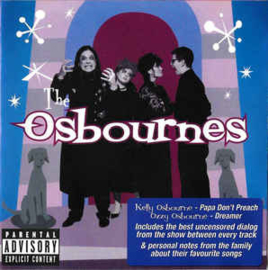 Osbournes ‎– The Osbourne Family Album (CD)