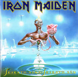 Iron Maiden ‎– Seventh Son Of A Seventh Son (LP)