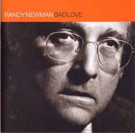 Randy Newman – Bad Love (CD)