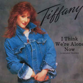 Tiffany ‎– I Think We're Alone Now (Extended Version)