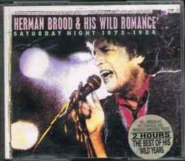 Herman Brood & His Wild Romance – Saturday Night 1975 - 1984 (CD)