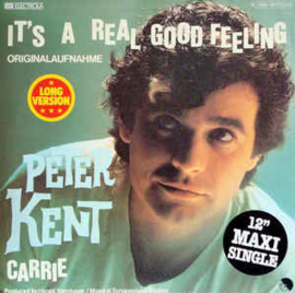 Peter Kent ‎– It's A Real Good Feeling