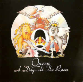 Queen – A Day At The Races (CD)
