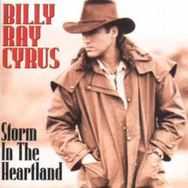 Billy Ray Cyrus ‎– Storm In The Heartland (CD)