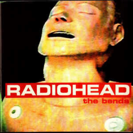 Radiohead ‎– The Bends (CD)