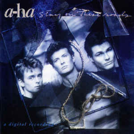 a-ha ‎– Stay On These Roads (CD)