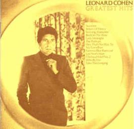 Leonard Cohen – Greatest Hits (CD)