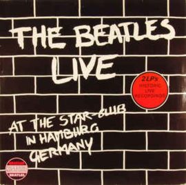 Beatles ‎– Live At The Star-Club In Hamburg Germany